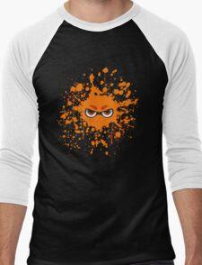 Inkling Splatter Men's Baseball ¾ T-Shirt