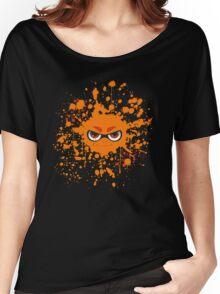 Inkling Splatter Women's Relaxed Fit T-Shirt