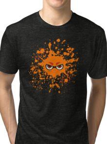 Inkling Splatter Tri-blend T-Shirt