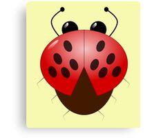 Ladybug, ladybird Canvas Print