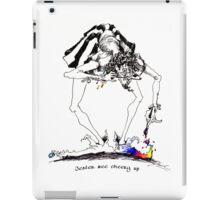 Jester wee cheery up iPad Case/Skin