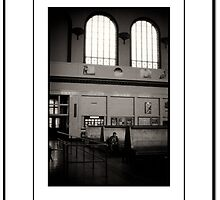 Migrant Worker   Denver Train Station by ChrisBaker
