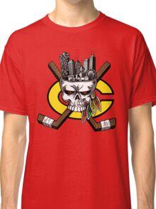Chicago Blackhawks Skyline Classic T-Shirt