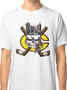 Go Chicago Skyline Classic T-Shirt