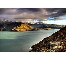 Lyttelton Harbour Photographic Print