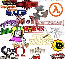 Memories of videogames by Van93