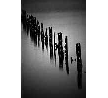 The Domino Effect.... Photographic Print