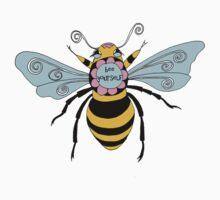 Bee Yourself Baby Tee