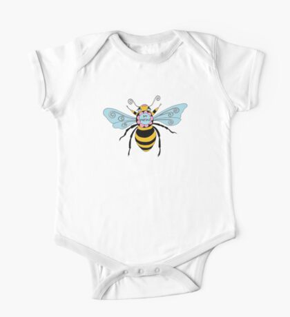 Bee Yourself One Piece - Short Sleeve
