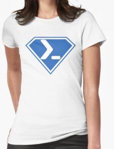 PowerShell Diamond Womens Fitted T-Shirt