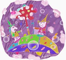 """Hocus Pocus""-Children Colorful Fantasy Stories by John Kalokyris (Arran)"