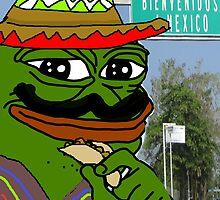 Mexican Pepe by jamsbrah