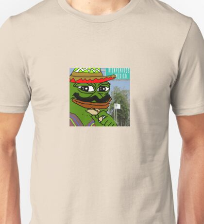 Mexican Pepe Unisex T-Shirt