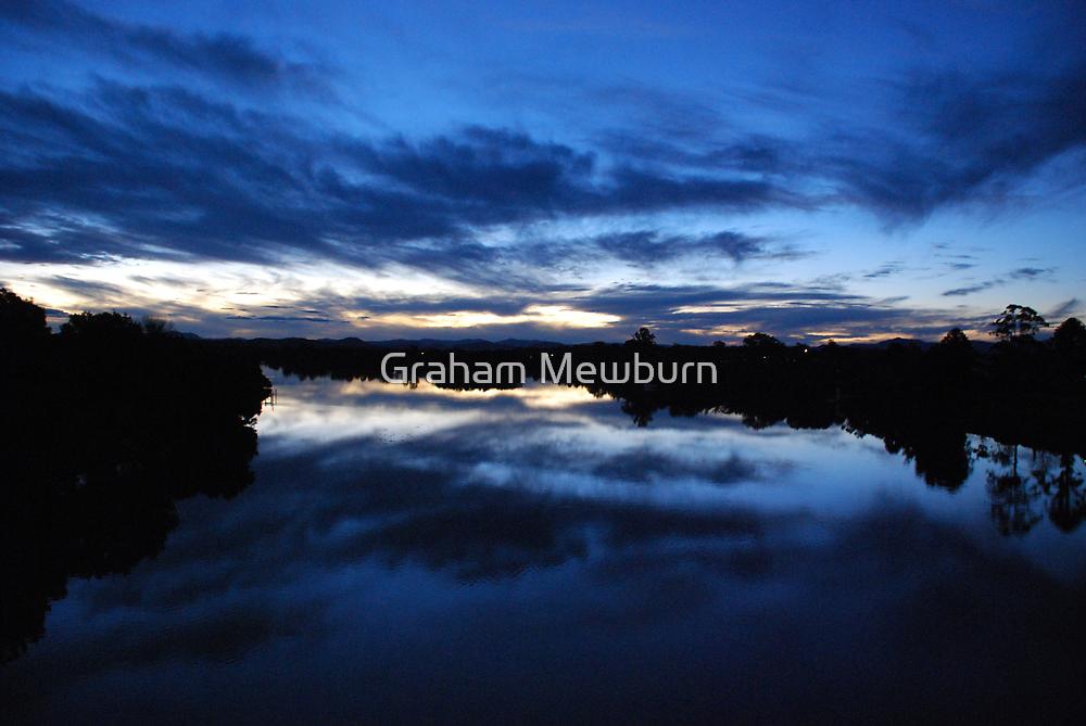 Electric Blue by Graham Mewburn