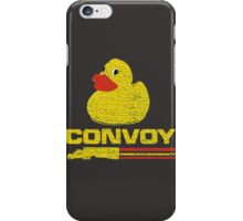 Convoy Rubber Duck T-shirt iPhone Case/Skin
