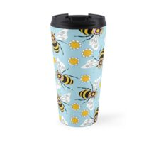 Bee Yourself Travel Mug