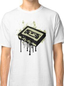 Cassette Splatter Classic T-Shirt