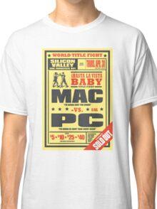 Mac vs. PC Classic T-Shirt