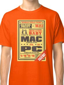 Mac vs. PC Classic T-Shirt