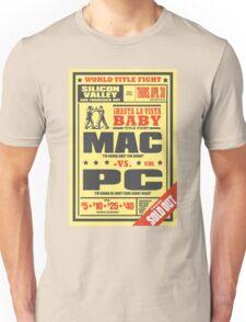 Mac vs. PC T-Shirt