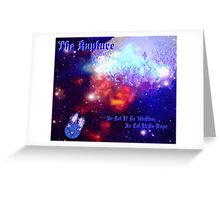 The Rapture Greeting Card