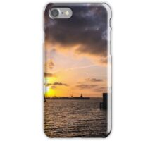 San Diego Bay Sunset iPhone Case/Skin