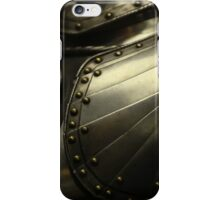 old knight's armor iPhone Case/Skin