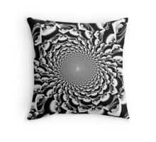 Mezmerising Throw Pillow