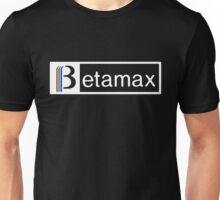 betamax Unisex T-Shirt