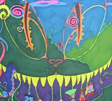 Alice in Wonderland by KPierce