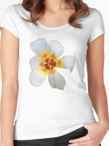 A special tulip Women's Fitted Scoop T-Shirt