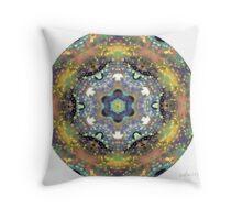 sdd Angel Painting Mandala 3G Throw Pillow