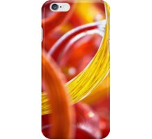 Blown Glass 2 iPhone Case/Skin