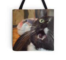 Tux the Cat #4 Tote Bag