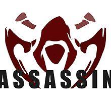 League of Legends Assassin by Sheryl Kam