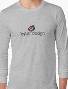 Hyper Design Long Sleeve T-Shirt