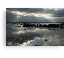 ...montagu dusk Canvas Print