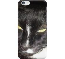 Tux the Cat #6 iPhone Case/Skin