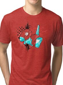 Polka Trash Porygon Tri-blend T-Shirt