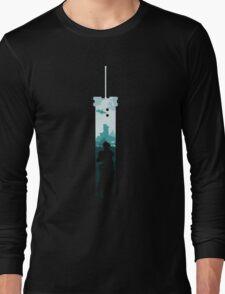 Cloud Strife - Buster Sword Long Sleeve T-Shirt