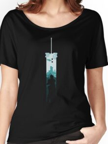 Cloud Strife - Buster Sword Women's Relaxed Fit T-Shirt