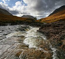 Glen Etive by Martina Cross