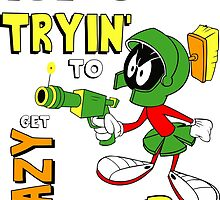 Cypress Hill Marvin the Martian by jsrchinyet