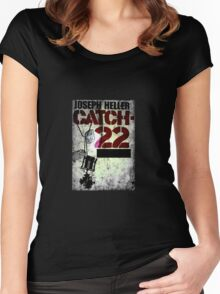 Catch 22 Women's Fitted Scoop T-Shirt