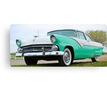 Crown Victoria Canvas Print