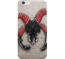 11 Origins iPhone Case/Skin