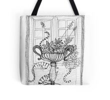 tails Tote Bag