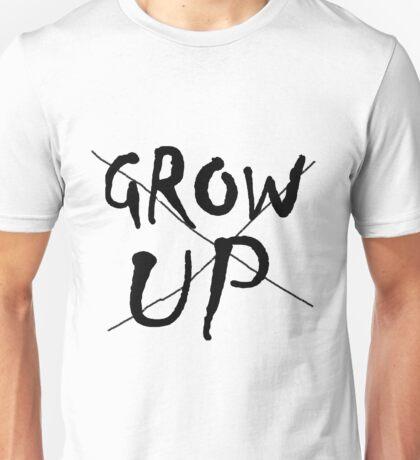Never never never Unisex T-Shirt