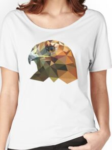 Poly Hawk Women's Relaxed Fit T-Shirt