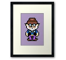 Alec - Mother 3 Framed Print